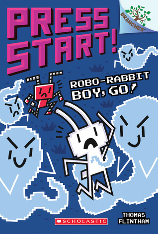 Robo-Rabbit Boy, Go!: Branches Book