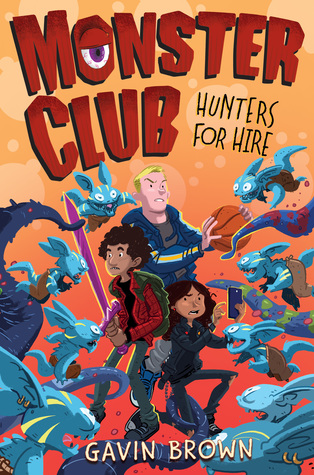 Monster Club: Hunters for Hire
