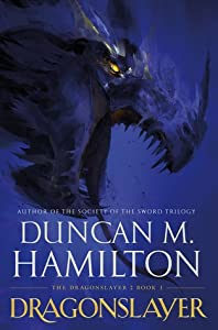 Dragonslayer (Dragonslayer, #1)