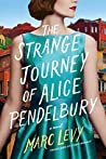 Book cover for The Strange Journey of Alice Pendelbury