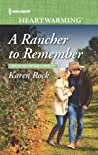A Rancher to Remember: A Clean Romance