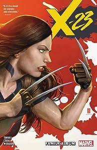 X-23, Vol. 1: Family Album
