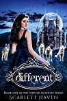 Different (Shifter Academy, #1)