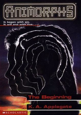 The Beginning by K.A. Applegate
