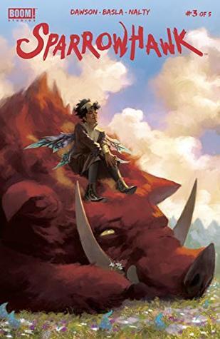 Sparrowhawk #3