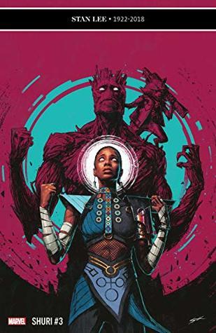 Shuri (2018-) #3 by Nnedi Okorafor