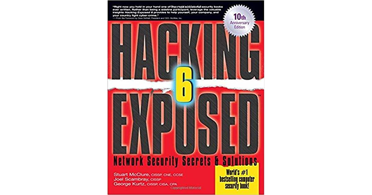 Hacking Exposed: Network Security Secrets & Solutions by