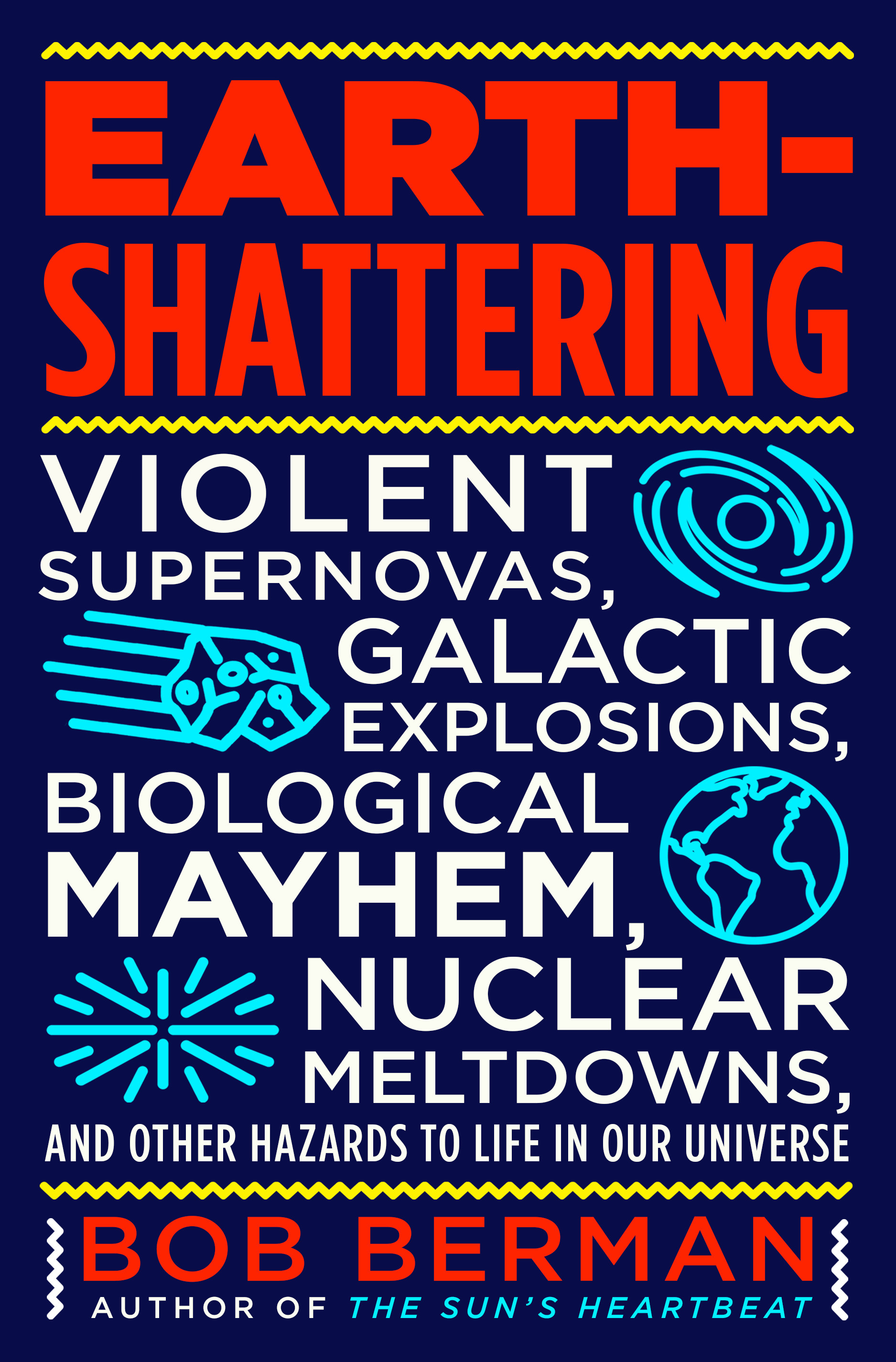 Earth-Shattering  Violen
