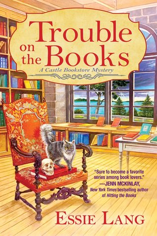 Trouble on the Books (Castle Bookshop Mystery #1)