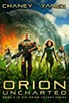 Orion Uncharted (Orion Colony #2)