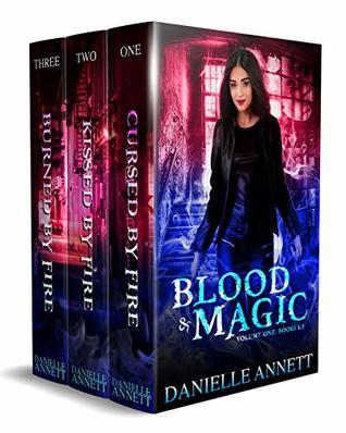 Blood and Magic Series: An Urban Fantasy Boxed Set