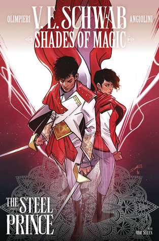The Steel Prince #3 by V.E. Schwab