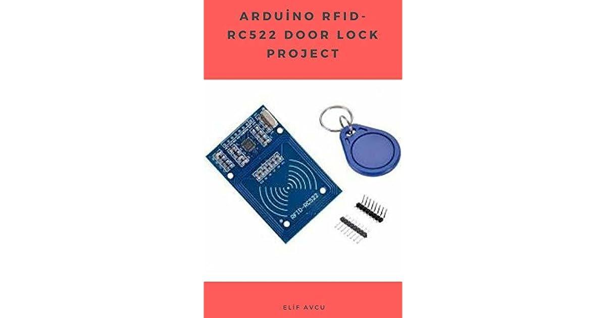 ARDUiNO RFID-RC522 DOOR LOCK PROJECT by ELİF AVCU