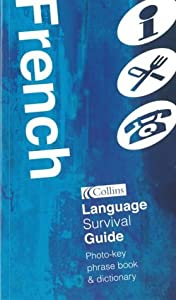Collins French Language Survival Guide CD Pack (Collins Language Survival Guide)