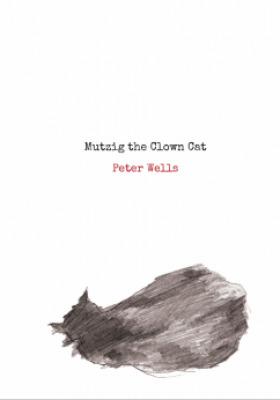 Mutzig the Clown Cat