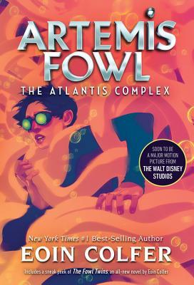 The Atlantis Complex (Artemis Fowl, Book 7)