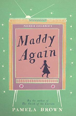 Maddy Again (Blue Door #5) by Pamela Brown