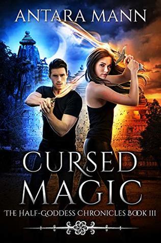 Cursed Magic by Antara Mann