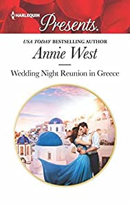 Wedding Night Reunion in Greece (Passion in Paradise Book 1)
