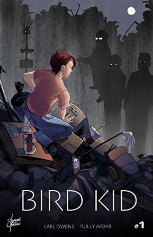 Bird Kid by Carl Owens