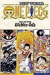 One Piece (Omnibus Edition), Vol. 27: Includes vols. 79, 80  81