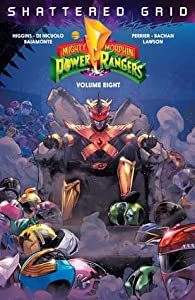 Mighty Morphin Power Rangers, Vol. 8