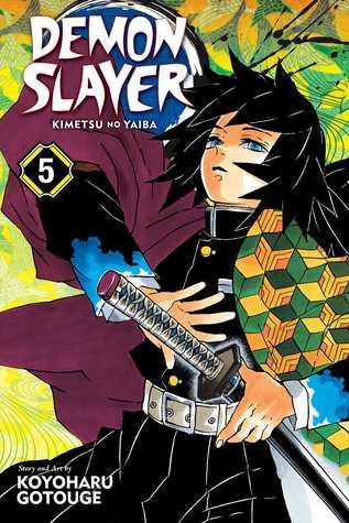 Demon Slayer: Kimetsu no Yaiba, Vol  5 by Koyoharu Gotouge