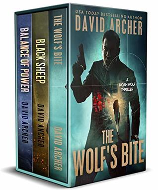 Noah Wolf Box Set #2: Books 5-7