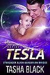 Tesla (Stargazer Alien Barbarian Brides, #2)