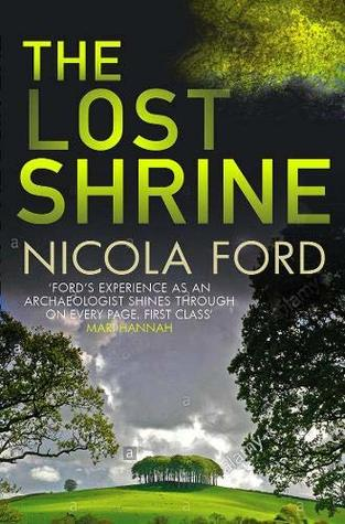 The Lost Shrine (Hills & Barbrook #2)