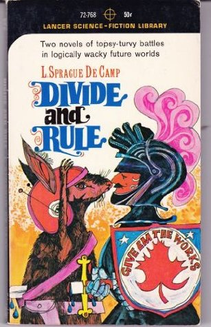 Divide and Rule (with The Stolen Dormouse) (Lancer SF Library, 72-768)