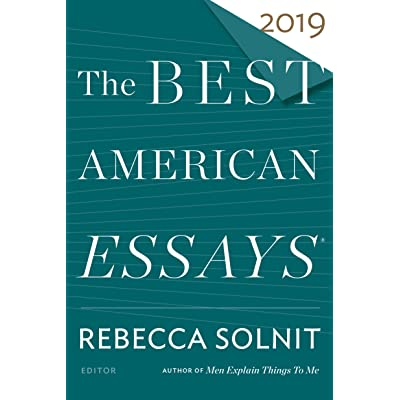 best american essays anthology