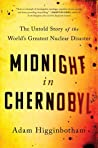 Midnight in Chernobyl cover