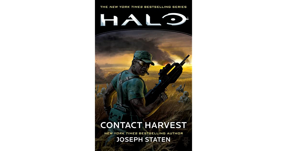 Halo  Contact Harvest By Joseph Staten