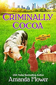 Criminally Cocoa (Amish Candy Shop Mystery #3.5)
