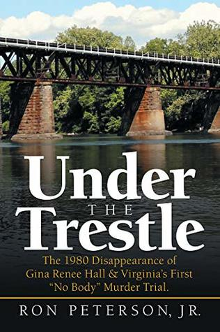 """Under the Trestle: The 1980 Disappearance of Gina Renee Hall & Virginia's First """"No Body"""" Murder Trial."""