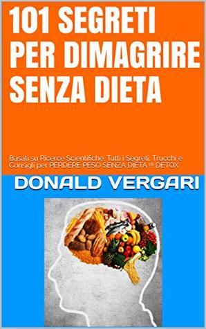 dieta detox di 4 giorni per dimagrire