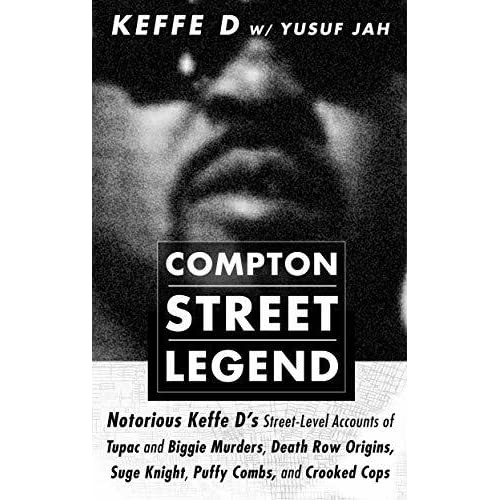 COMPTON STREET LEGEND: Notorious Keffe D's Street-Level Accounts of