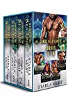 Lords of Atlantis Boxed Set (Lords of Atlantis, #1-4)