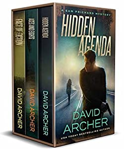Sam Prichard Box Set #3: Books 11-13