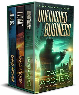 Sam Prichard Box Set #5: Books 17-19
