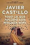 Todo lo que sucedió con Miranda Huff by Javier Castillo