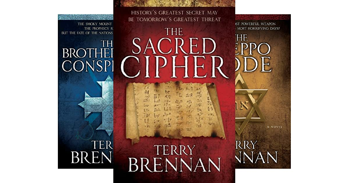The Jerusalem Prophecies (3 Book Series) by Terry Brennan