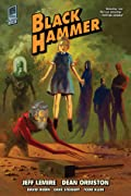 Black Hammer: Library Edition, Volume 1