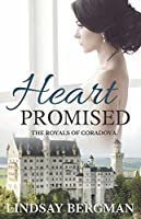 Heart Promised (The Royals of Coradova #3)