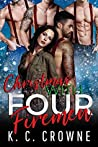Christmas With Four Firemen (Spencer Sisters, #2)