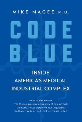 Code Blue by Mike Magee