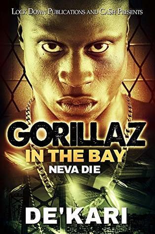 Gorillaz in the Bay by De'Kari