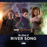 The Diary of River Song: Series 5