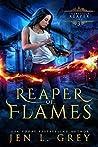 Reaper of Flames (The Artifact Reaper Saga #3)
